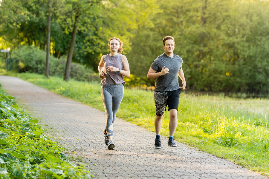 How Do Exercising in Outdoor Parks Boost Health of Everyone