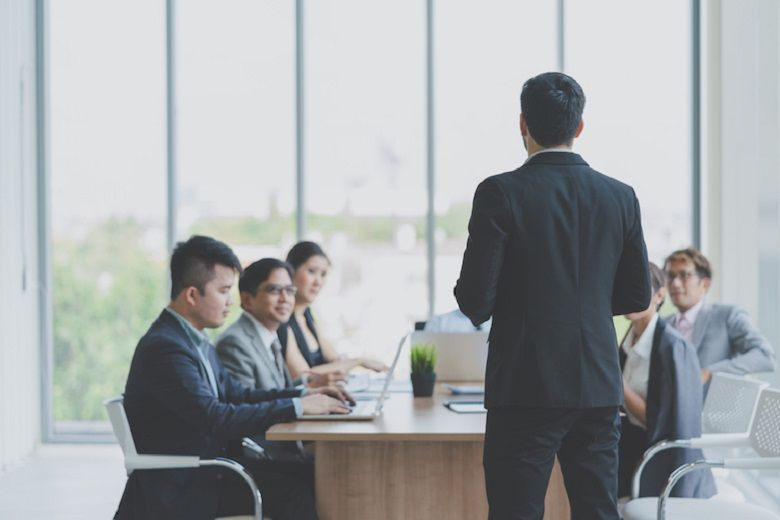 What is the role of business leadership in business growth?