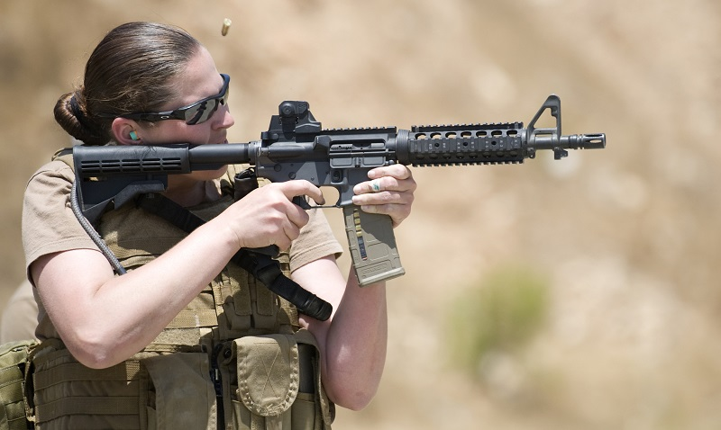 Why Assault Rifles are so Popular among the Americans