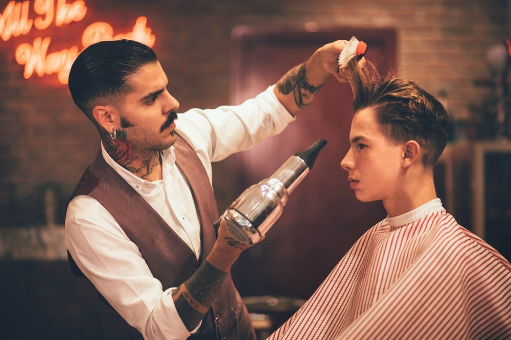 Top 5 Professional Barber Shops With 5 Stars For Men
